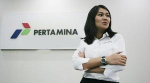 Vice President Pertamina Wianda Pusponegoro Foto dari Klikbontang