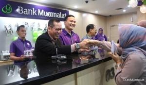 Endy Abdurrahman dalam Satu Acara CSR (Sumber Foto: Bank Muamalat Indonesia)